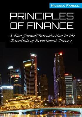 Principles of Finance by Niccolo Fanelli image