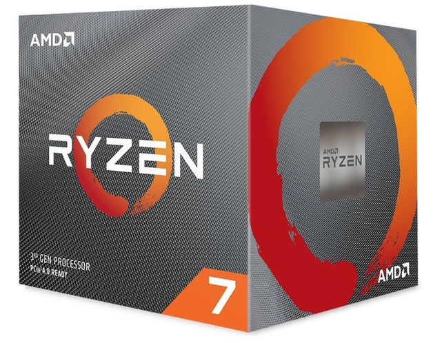 AMD Ryzen 7 3800X 3.9GHz CPU