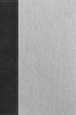 CSB Study Bible, Personal Size Edition, Gray/Black Cloth Over Board by Csb Bibles by Holman