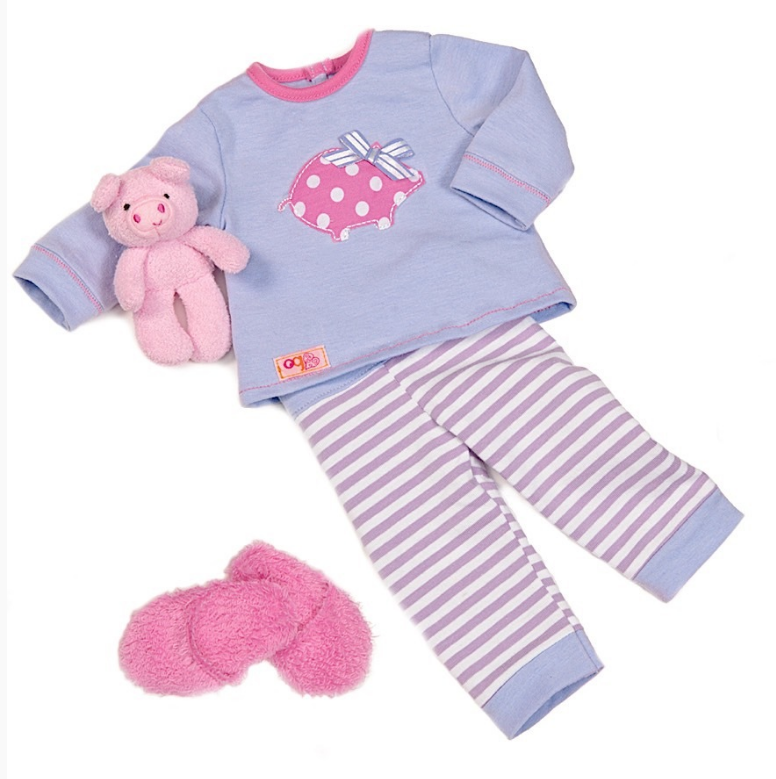 Our Generation: Regular Outfit - Piggy PJS image