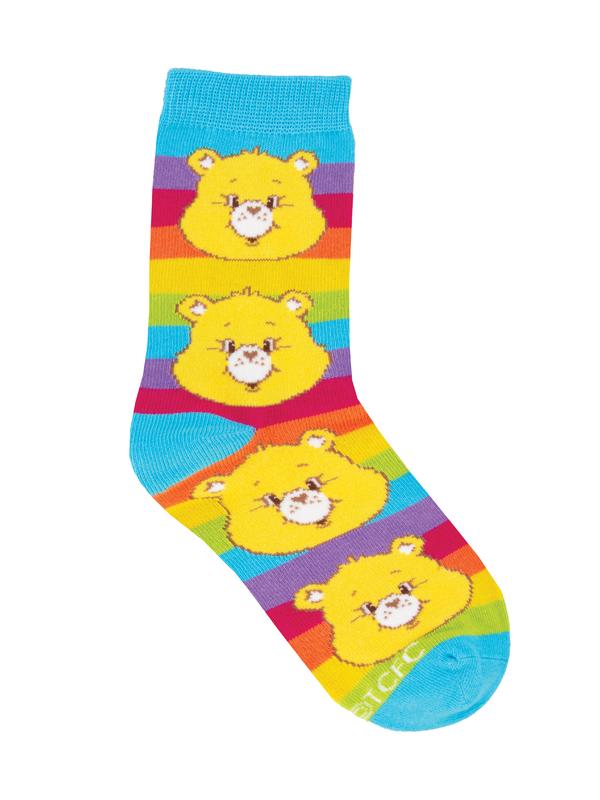 Socksmith: Funshine (4-7 yrs) Yellow