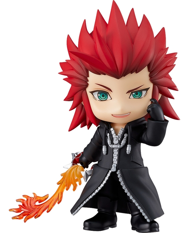 Kingdom Hearts: Axel - Nendoroid Figure