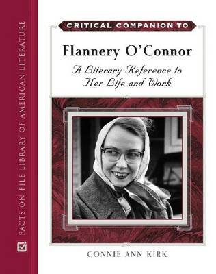 Flannery O'Connor by Connie Ann Kirk image