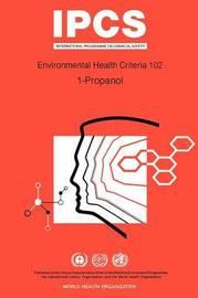 1-Propanol by World Health Organization(WHO)