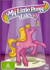 My Little Pony Tales: Volume 1 on DVD