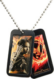 The Hunger Games Dog Tags - Katniss
