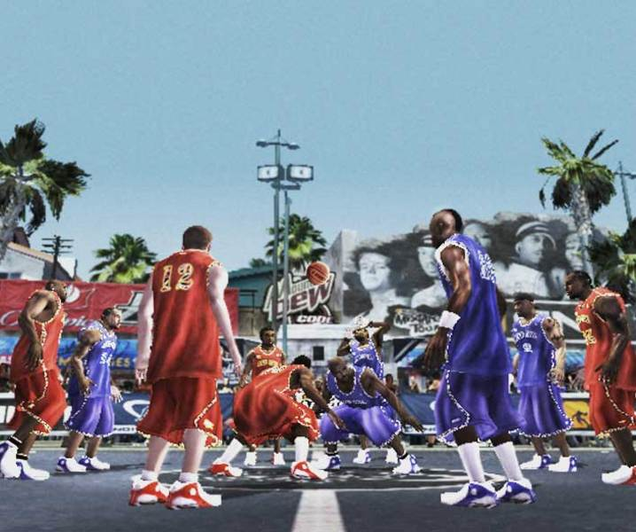 AND 1 Streetball for Xbox image
