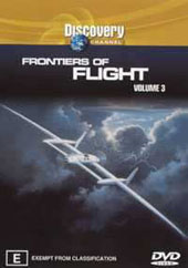 Frontiers of Flight Vol 3 (2 DVDs) on DVD