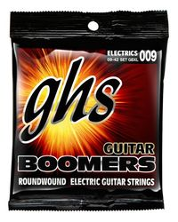GHS Extra Light 9-42 Boomers - Electric Guitar Strings