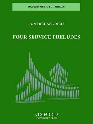 Four Service Preludes: Organ Solo