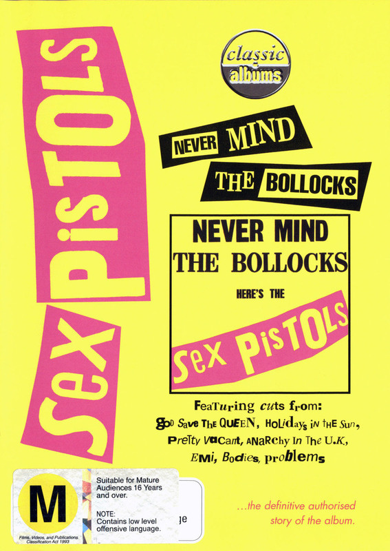 Sex Pistols - Never Mind The Bollocks (Classic Album) on