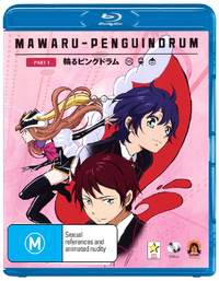Mawaru Penguindrum - Part One (2 Disc Set) on Blu-ray