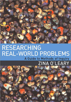 Researching Real-World Problems by Zina O'Leary image