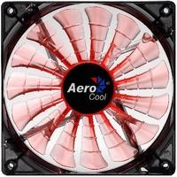140mm Aerocool Shark Case Fan - Orange LED
