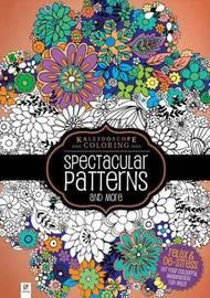 Kaleidoscope Colouring: Spectacular Patterns (UK)