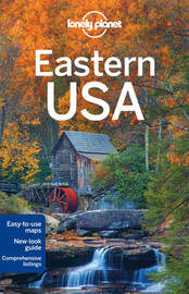 Lonely Planet Eastern USA by Lonely Planet