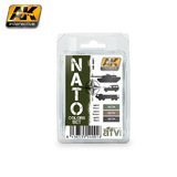 AK Nato Colours Paint Set