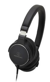 Audio-Technica: ATH-SR5BK High-Resolution - On-Ear Audio Headphones