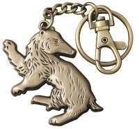 Harry Potter: Hufflepuff Metal Keychain (7cm)