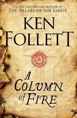 A Column of Fire by Ken Follett image