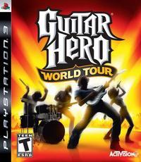 Guitar Hero: World Tour Guitar Bundle for PS3 image