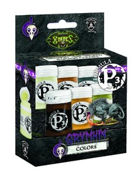 Hordes: Grymkin The Wicked Harvest Paint Set (6 paints)