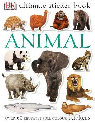 Animal Ultimate Sticker Book by DK