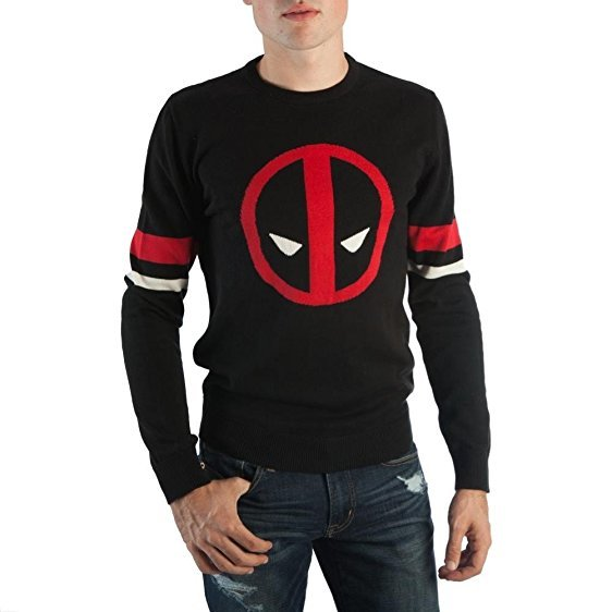 Marvel: Deadpool - Jacquard Sweater (XL)