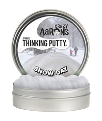 Crazy Aaron: Thinking Putty - Snow Day