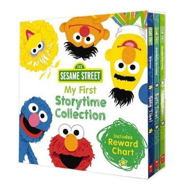 Sesame Street Box Set + Reward