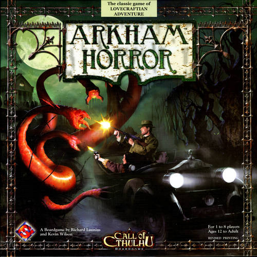 Arkham Horror - The Board Game image