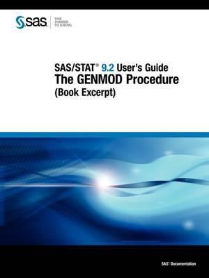 SAS/STAT 9.2 User's Guide image
