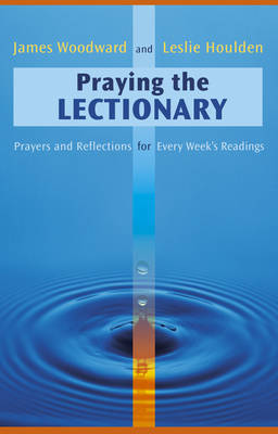 Praying the Lectionary by James Woodward image