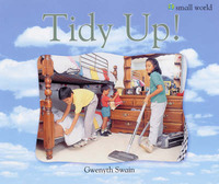 Tidy Up! by Gwenyth Swain image
