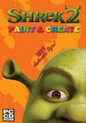 Shrek 2: Paint & Create for GameCube
