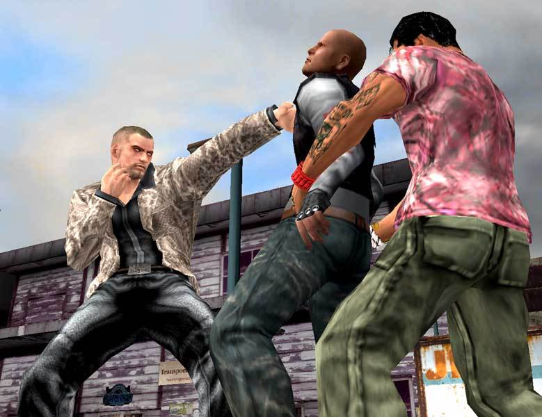 Urban Reign for PlayStation 2 image