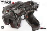 "Gears of War 3 - C.O.G. 13"" Snub Pistol 1/1 Scale Replica (Limited to 500 Worldwide!)"