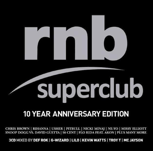 RnB Superclub: 10th Year Anniversary (3CD) by Various