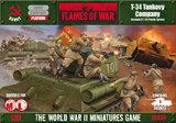 Flames of War - T-34 Company