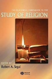 The Blackwell Companion to the Study of Religion image