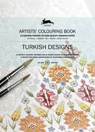 Pepin Press: Colouring Book- Turkish Designs by Pepin Van Roojen
