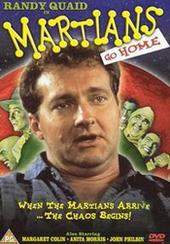 Martians Go Home on DVD