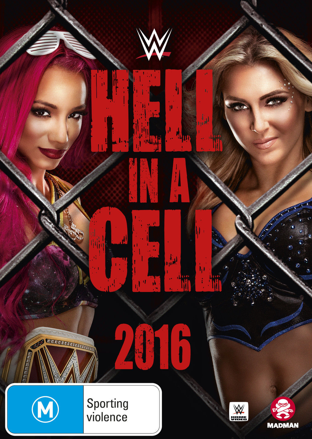 Wwe: Hell In A Cell - 2016 on DVD image