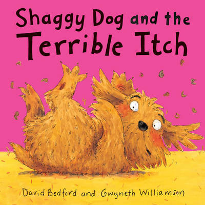 Shaggy Dog and the Terrible Itch by David Bedford image