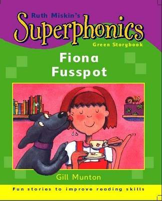 Fiona Fusspot by Gill Munton image