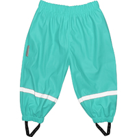 Silly Billyz Waterproof Pants - Aqua (3-4 Yrs)