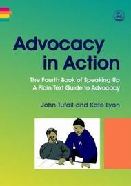Advocacy in Action by John Tufail image