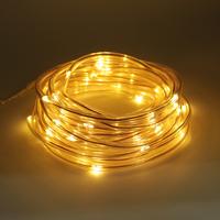 Solar Tube Lights - Copper (50 LED) image