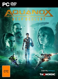 Aquanox Deep Descent for PC Games