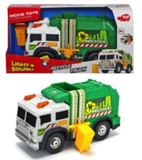 Dickie Toys: Garbage Truck - Lights & Sounds Vehicle